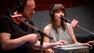 CHVRCHES - Leave a Trace (Live on 89.3 The Current)