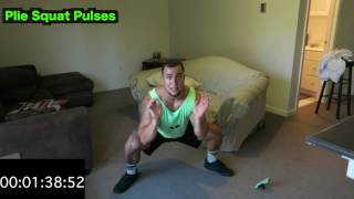 Intense 5 Minute At Home Leg Workout by Anabolic Aliens