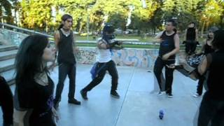 Industrial Dance Angerfist - Street Fighter  ☢ Argentina