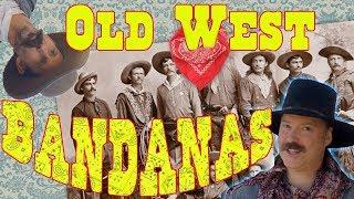 Old West Bandanas