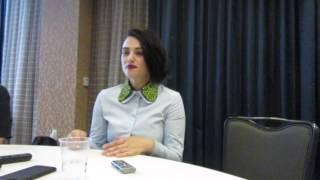 SDCC 2017 Supergirl: Katie McGrath