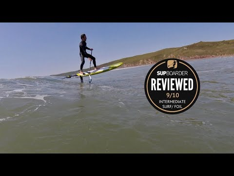 "Fanatic Stubby Foil 8'7"" review / Intermediate surf – Multi sport"