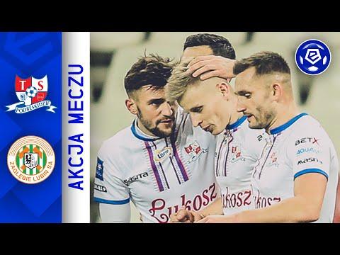 Wideo: Podbeskidzie - Zagłębie   Ekstraklasa 2020/21   9. Kolejka