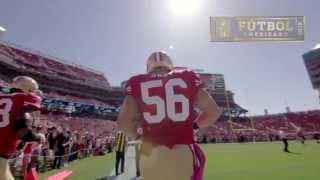 NFL Hispanic Heritage Month 2015 | Shayne Skov | NFL