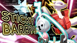 STICKY BARB KLEFKI & MIENSHAO DESTROY TEAMS!