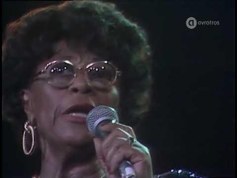 Ella Fitzgerald - Round Midnight (North Sea Jazz Festival 1979)