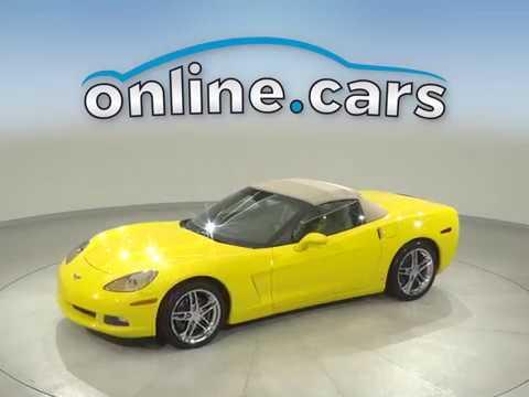 Pre-Owned 2006 Chevrolet Corvette Base
