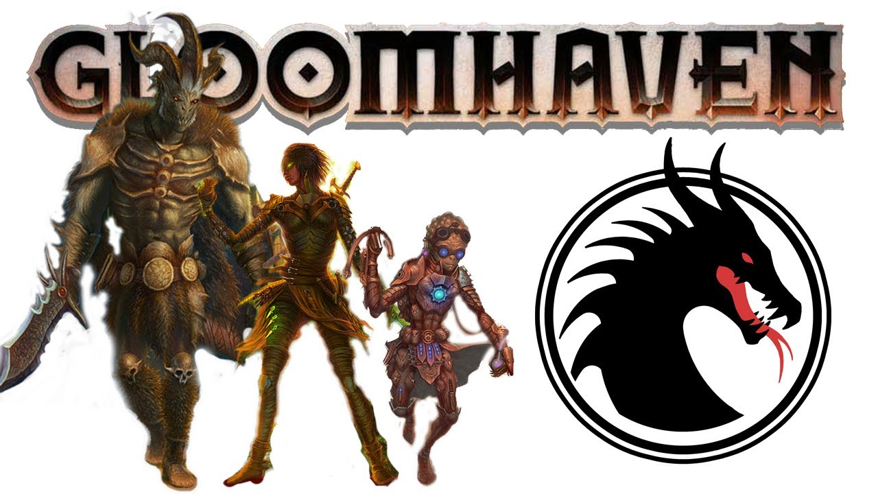 Gloomhaven - New Freinds and Dangerous Foes