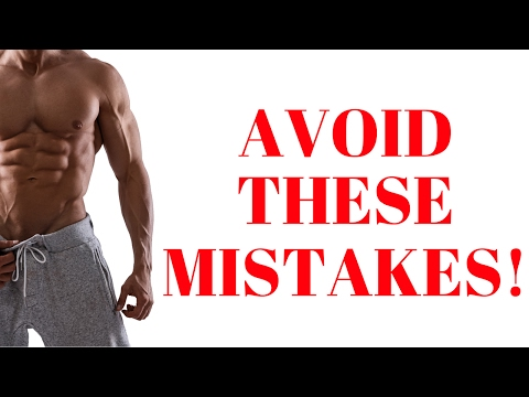 My 3 Biggest Workout Mistakes (DON'T MAKE THESE)
