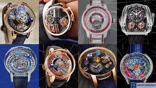 World's Most Amazing Watches From Jacob & Co   The Jacob & Co Watch Collection