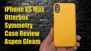 iPhone XS Max Otterbox Symmetry Case