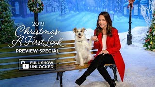 Full Special - 2019 Christmas: A First Look Preview Special | Hallmark Channel