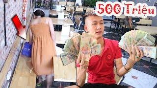 Để Quên 500 Triệu Thử Lòng Bà Chủ Quán Trà Sữa Và Cái Kết