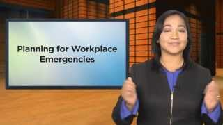 Don't Wait For An Emergency: Your Free Guide On How to Plan For Workplace Emergencies and Evacua