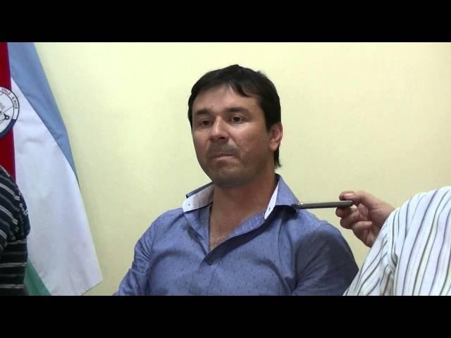 """Martín Bourlot: """"Quedamos sin presupuesto en el área"""""""