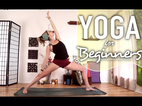 Flow Yoga for Beginners - Focus Flow | Yoga | Gaiam
