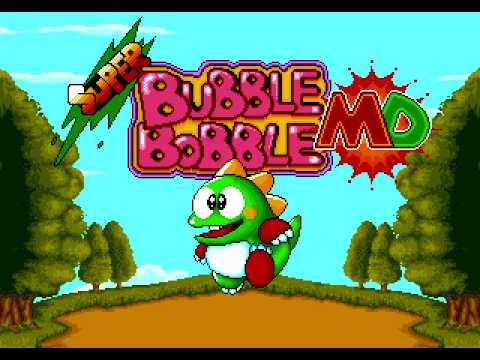 Music: Super Bubble Bobble MD - (alternate) music 1