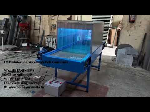 Wiremesh Belt Conveyors