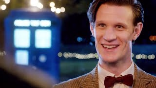 The Doctor Visits Amy & Rory For Christmas | The Doctor, The Widow And The Wardrobe | Doctor Who
