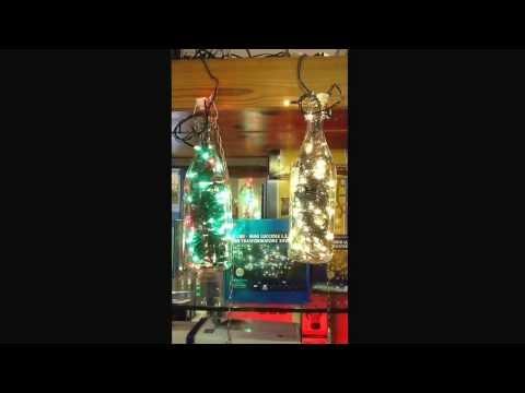Luci Natale 180 led 24V adatte per esterno www.mbutensili.it
