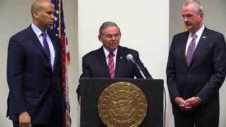 Menendez Comments on Current State of Health Care in America