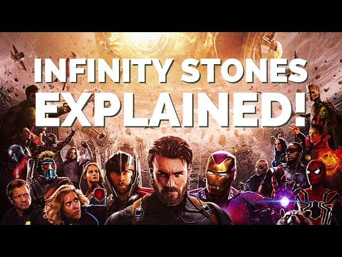 Avengers: Infinity War — Infinity Stones Explained!