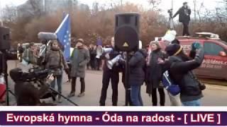 Evropská hymna - Óda na radost - [ Živě ] / European anthem [LIVE]