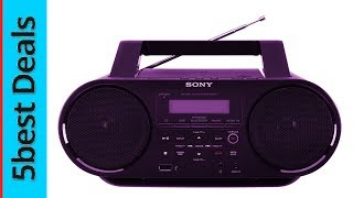 Top 5 Best Boombox 2021 (Buying Guide)
