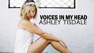 Ashley Tisdale Announces New Song 'Voices in My Head' Album 'Symptoms'