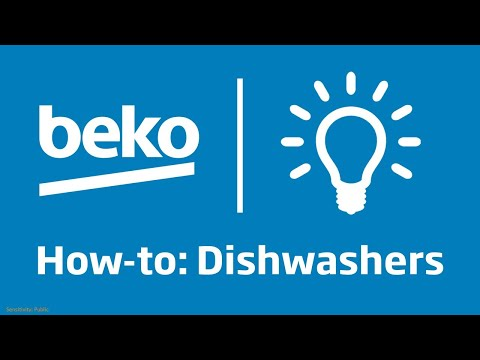 Product Support: How to Install your Beko Dishwasher | Beko