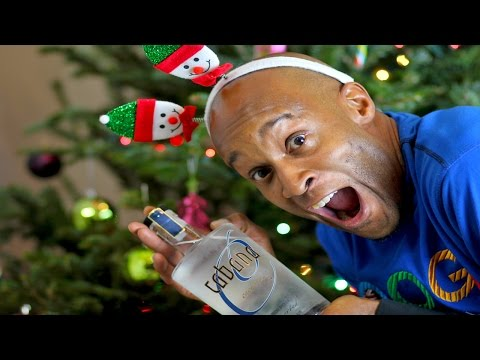 Merry Christmas Team Daym Liquor Review VLOG #duH