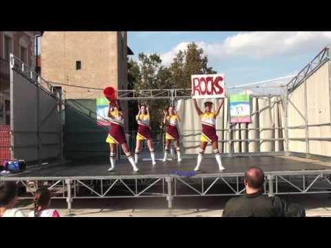 immagine di anteprima del video: Esibizione Rocks Cheerleading Danza Viva
