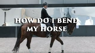 How Do I Bend My Horse? - Dressage Mastery TV Ep 104