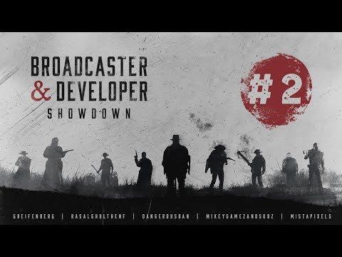 Broadcaster vs Developer Showdown!