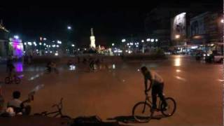 preview picture of video 'BMX in Nakhon Ratchasima/Thailand'
