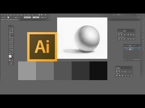 How to Learn to Shade – My Way (Adobe Illustrator) Illustrator Tutorial for Beginners