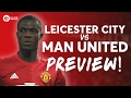 Download Video 'Jose's Rules' Leicester City Vs Manchester United | PREVIEW