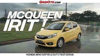 Ini Dia Video Lengkap Ulasan Honda Brio Satya E CVT, Bantingan Suspensi Lebih Lembut