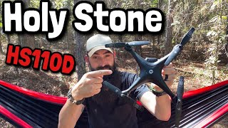 Holy Stone HS110D FPV RC Drone with 1080P HD Camera (REVIEW)