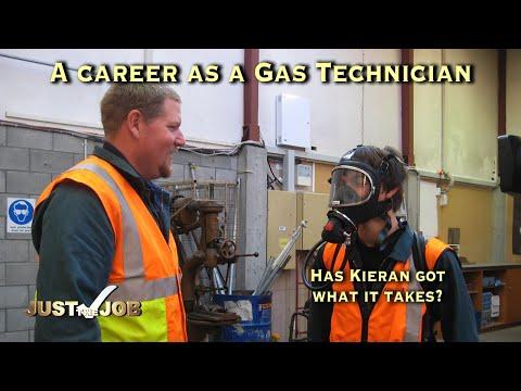 A Career as a Gas Technician (JTJS42009)