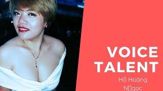 Thu Cạn - Hồ Hoàng Ngọc (ADAM Teacher & Voice Talent)