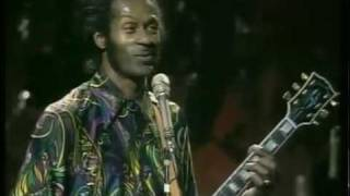 <b>Chuck Berry</b> Live 1972 ~ My DingaLing
