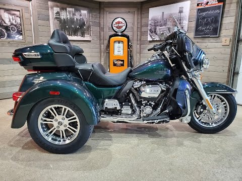 2021 Harley-Davidson Tri Glide® Ultra in Kokomo, Indiana - Video 1