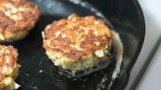 Adam's Maryland Crab Cakes Recipe - How To Make Homemade Crab Cakes