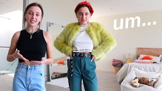 MY PARENTS PICK MY OUTFITS