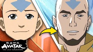 Aang Through The Years! (Moments Across His Life) ⬇️ | Avatar