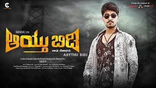 Aaythu Bidi Video Song [4K] | New Kannada Album Song 2020 | Siddu | Abhishek M Muruda | Ravi Keerthi