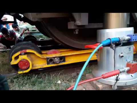 Wheel Set Trolley
