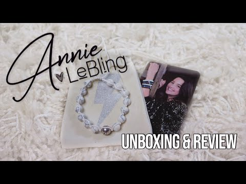 Annie LeBling Bracelet UNBOXING and REVIEW!