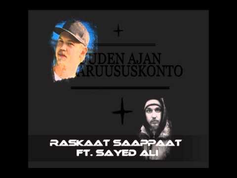 Jontti & Jodarok - Raskaat Saappaat Feat. Sayed Ali